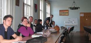 Európa Uniós projektmenedzsment képzés - Zenta