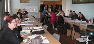 Európa Uniós projektmenedzsment képzés - Zenta (2. csoport)