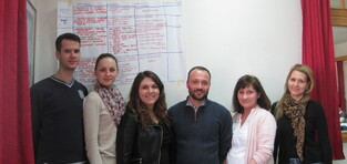 Project management training - Feketić