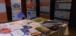Kiállítás az EU alapjaiból finanszírozott projektekről